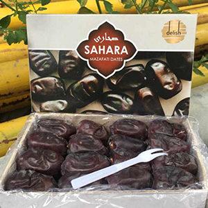 Kurma Anggur Sahara Bam